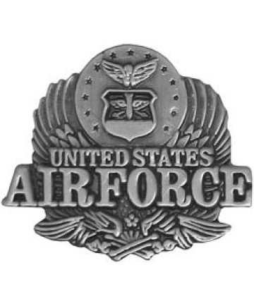 14091 - United States Air Force Eagle Pin