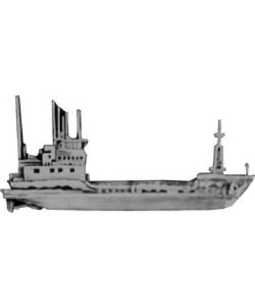 14162 - Landing Craft Utility (LCU) Ship Pin