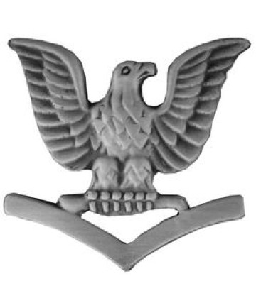 14384 - Petty Officer Third Class (PO3 / E-4) Right Collar Device Pin