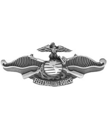 14418 - USMC Fleet Marine Force Enlisted Warfare Specialist (FMFEWS) Pin