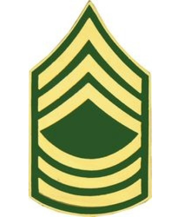 14430 - Army Master Sergeant E-8 (MSG) Pin