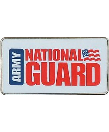 14447 - Army National Guard Pin