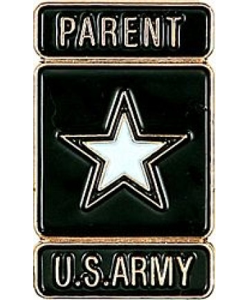 14450 - United States Army Parent with Star Insignia Pin