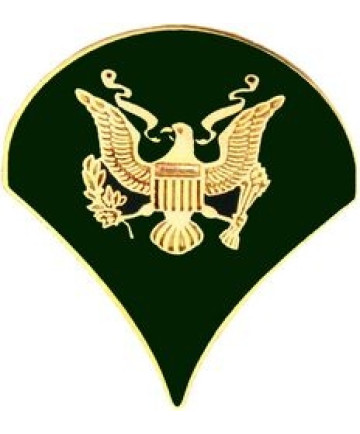 14475 - Army Specialist 4 Rank Insignia Pin