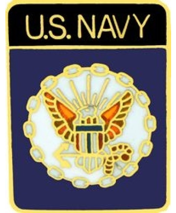 14561 - United States Navy Insignia Pin