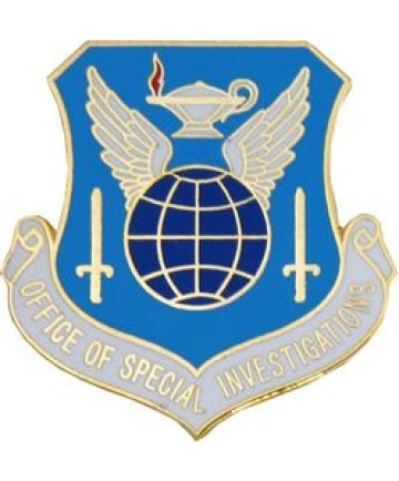 14588 - Office of Special Investigations (AFOSI) Pin