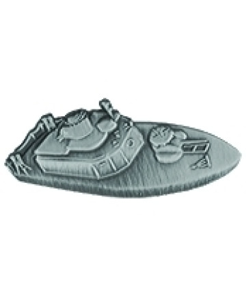 14600 - Alpha Boat (ASPB - Assault Support Patrol Boat) Pin