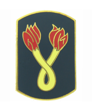 14652 - 196th Infantry Brigade Pin