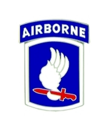 14659 - 173rd Airborne Division Pin