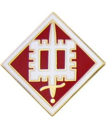 14668 - 18th Engineer Brigade Pin