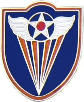 14689 - 4th Air Force Pin