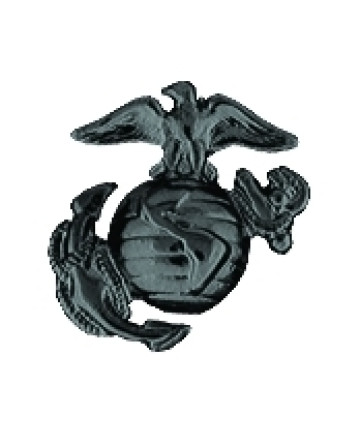 15135BK - United States Marine Corps Eagle Globe & Anchor (EGA) Cutout Pin