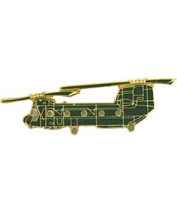 15292 - Chinook Helicopter Pin
