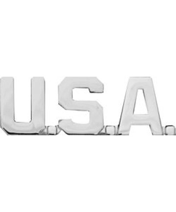 15356 - United States Army (USA) Script Pin