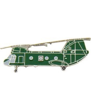 15902 - CH-46 Sea Knight Helicopter Pin