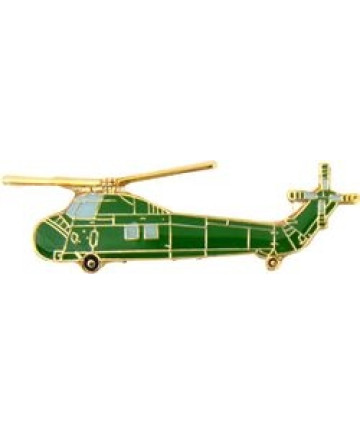 15903 - UH-34 Sea Horse Helicopter Pin