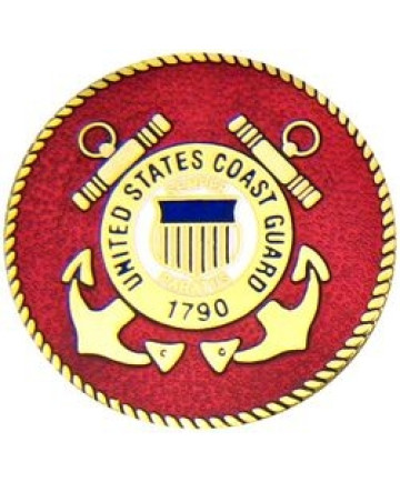 16275 - U S Coast Guard Large Pin