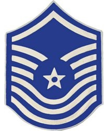 16300 - United States Air Force Senior Master Sergeant (SMSgt/E-8) Pin