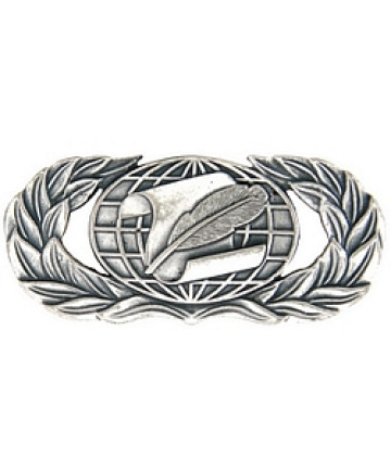 250170 - Air Force Information Management Badge