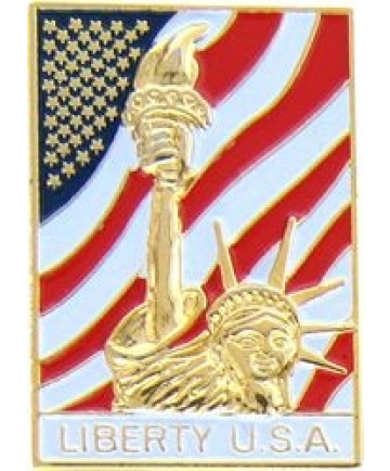 6900 - Liberty United States of America Pin