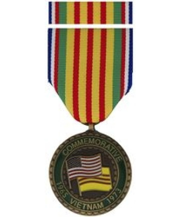 CM5 - Vietnam War Commemorative Medal and Ribbon