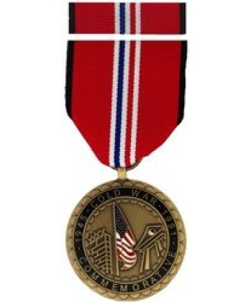 CM8 - Cold War Commemorative Medal and Ribbon