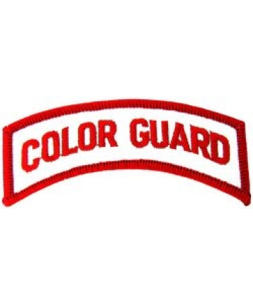 FL1134 - Color Guard Small Patch
