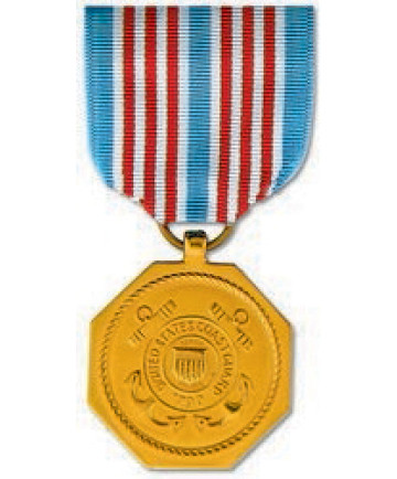 FS435 - Coast Guard Full Size Medal