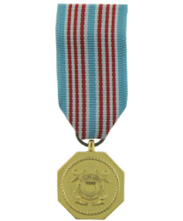 MR435 - Coast Guard Mini Medal
