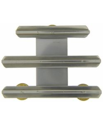 RH731 - 11 Mini Medal Holder (Stainless Steel)
