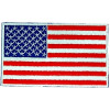 091206 - US Flag Patch 5 x 3 SEW ONLY