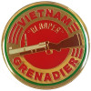 "13093 - Vietnam Grenadier ""Blooper"" pin"
