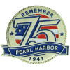 13100 - Pearl Harbor 75th Anniversary 1""