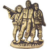 14152 - 3 Men Vietnam Pin