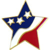 14279 - Star Flag Pin