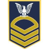14399 - Chief Petty Officer (CPO/E-7) Sleeve Rank Insignia Pin