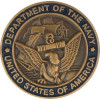 14534 - Department of the Navy United States of America Pin