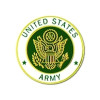 14621 - United States Army Insignia Pin