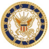 14769 - United States Navy Insignia Pin