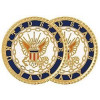 14769-C - United States Navy Insignia Cuff Links