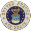 14773 - United States Air Force Emblem Pin