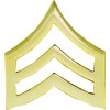 14887GL - Army Sergeant Stripes Pin