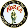 15115 - Remember Our Korea POW/MIA Pin