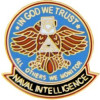 15424 - Naval Intellegence Eagle Pin