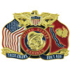 15661 - United States Marine Corps These Colors Don't Run Pin