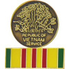 15664 - Vietnam Service Ribbon Pin