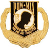 15781 - POW/MIA Symbol with Wreath Pin