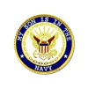 15987 - My Son Is In The Navy Insignia Pin