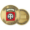 22302 - 82nd Airborne Division Challenge Coin