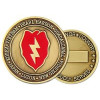 22305 - 25th Infantry Division Challenge Coin